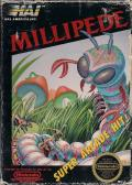 Millipede NES Front Cover