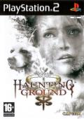 Haunting Ground PlayStation 2 Front Cover