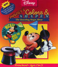 Mickey's Colors & Shapes  DOS Front Cover