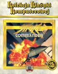 Strike Commander (CD-ROM Edition) DOS Front Cover