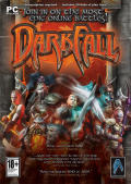 Darkfall Windows Front Cover The slipcase cover of the 2009 Greek retail box