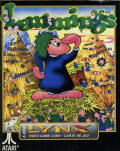 Lemmings Lynx Front Cover