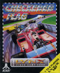 Checkered Flag Lynx Front Cover