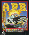 APB Lynx Front Cover