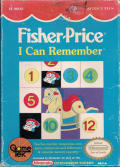 Fisher-Price I Can Remember NES Front Cover