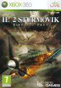 IL-2 Sturmovik: Birds of Prey Xbox 360 Front Cover