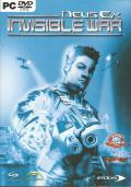 Deus Ex: Invisible War Windows Other Keep case - front cover