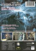 Deus Ex: Invisible War Windows Other Keep case - back cover