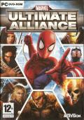Marvel Ultimate Alliance Windows Front Cover