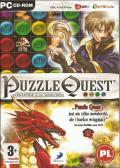 Puzzle Quest: Challenge of the Warlords Windows Other Keep case - front