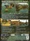 The Guild 2: Pirates of the European Seas Windows Back Cover