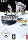 Eishockey Manager 2009 Windows Front Cover