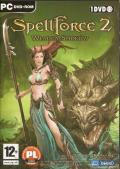 SpellForce 2: Dragon Storm Windows Media Keep case - front