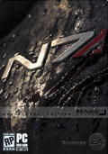 Mass Effect 2 (Digital Deluxe Edition) Windows Front Cover