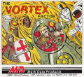 The Vortex Factor TRS-80 CoCo Front Cover