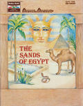 The Sands of Egypt TRS-80 CoCo Front Cover