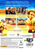 Asterix at the Olympic Games Xbox 360 Back Cover
