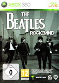 The Beatles: Rock Band Xbox 360 Other Keep case - front