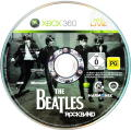 The Beatles: Rock Band Xbox 360 Media
