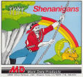 Shenanigans TRS-80 CoCo Front Cover