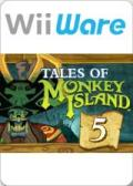 Tales of Monkey Island: Chapter 5 - Rise of the Pirate God Wii Front Cover