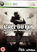 Call of Duty 4: Modern Warfare (Limited Collector's Edition) Xbox 360 Front Cover