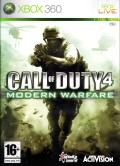 Call of Duty 4: Modern Warfare (Limited Collector's Edition) Xbox 360 Other Keep Case - Front