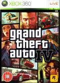 Grand Theft Auto IV (Special Edition) Xbox 360 Other Keep Case - Front