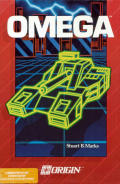 Omega Commodore 64 Front Cover