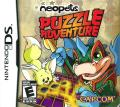 Neopets Puzzle Adventure Nintendo DS Front Cover