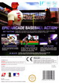 The BIGS Wii Back Cover