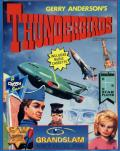 Thunderbirds MSX Front Cover