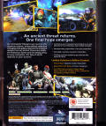 Mass Effect (Limited Collector's Edition) Xbox 360 Back Cover Sleeve
