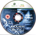 Mass Effect (Limited Collector's Edition) Xbox 360 Media Bonus disc