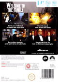The Godfather: Blackhand Edition Wii Back Cover