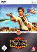 Sid Meier's Pirates! Macintosh Front Cover