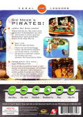 Sid Meier's Pirates! Macintosh Back Cover