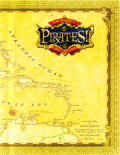 Sid Meier's Pirates! Macintosh Inside Cover Right