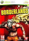 Borderlands Xbox 360 Other Keep Case - Front