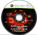 Command & Conquer 3: Kane's Wrath Xbox 360 Media