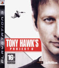 Tony Hawk's Project 8 PlayStation 3 Front Cover