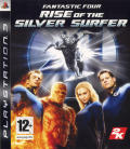 Fantastic Four: Rise of the Silver Surfer PlayStation 3 Front Cover
