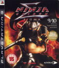 Ninja Gaiden Sigma PlayStation 3 Front Cover