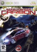 Need for Speed: Carbon Xbox 360 Front Cover