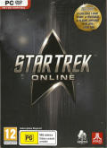 Star Trek Online (Gold Edition) Windows Front Cover Box