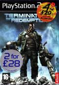 Terminator 3: The Redemption PlayStation 2 Front Cover