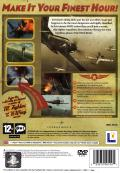Secret Weapons Over Normandy PlayStation 2 Back Cover