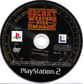 Secret Weapons Over Normandy PlayStation 2 Media