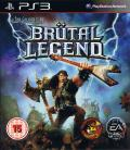 Brütal Legend PlayStation 3 Front Cover