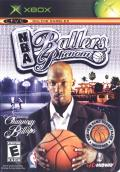 NBA Ballers: Phenom Xbox Front Cover